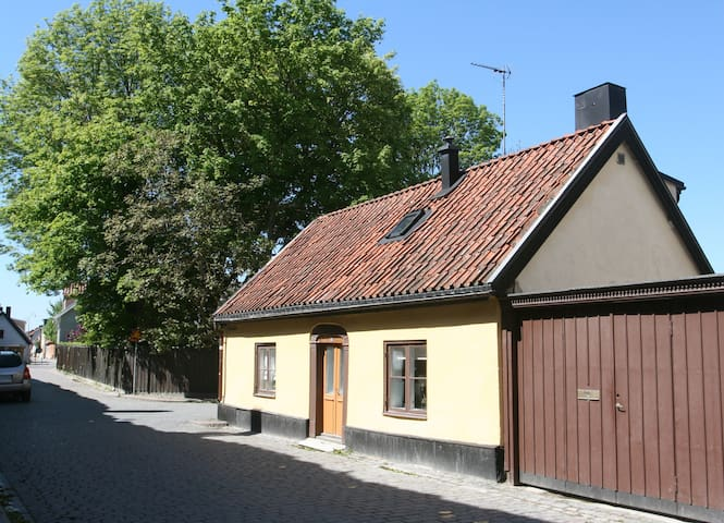 Cozy and comfortable accommodation - Visby - Apartment