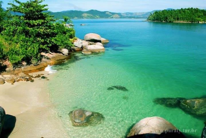 Ilha do Pelado 30min.