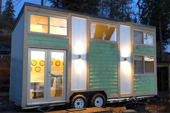 Water's Edge Tiny Home
