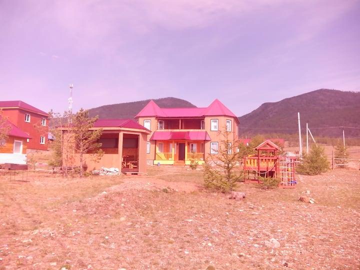 Дом ГЕОЛОГА. House of Geologist.