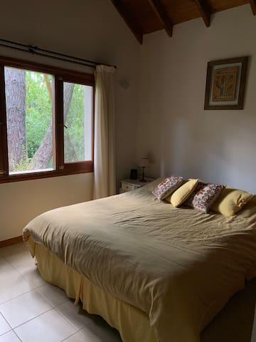 3era habitación con cama matrimonial