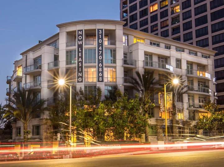 5 Star 1Bedroom in Westwood / UCLA / Beverly Hills by MySuite  V208