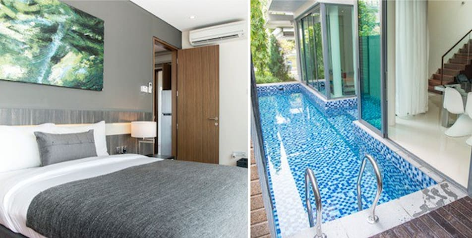 SP Studio - Modern house in the East