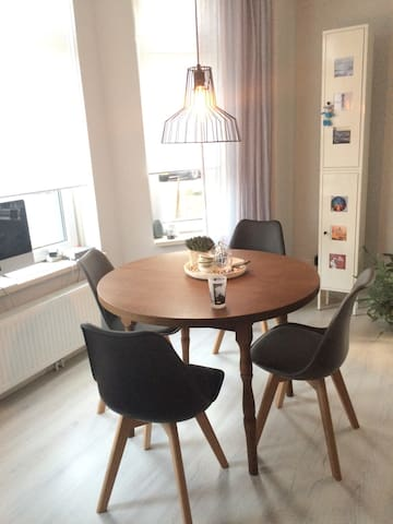 Nice apartment close to Leiden and the beach. - Rijnsburg - Pis