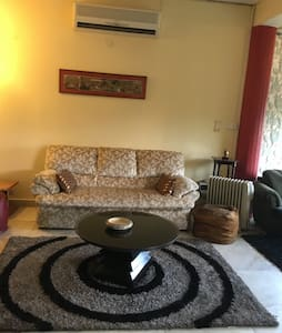 Cozy 3 room studio apartment - Neu-Delhi - Haus
