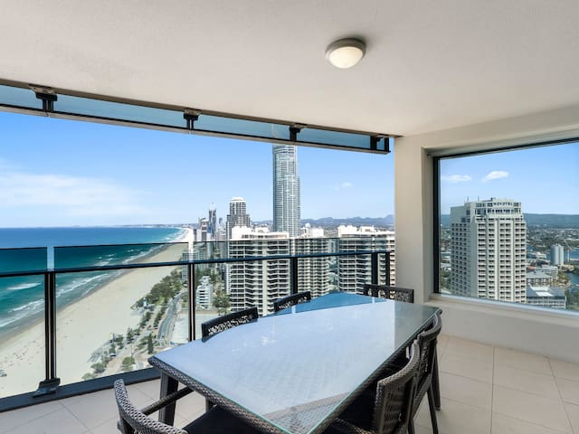 Surfers Paradise luxury to soothe the Soul!