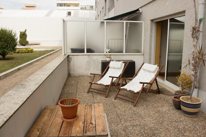Lovely Apartment @ Matosinhos Beach