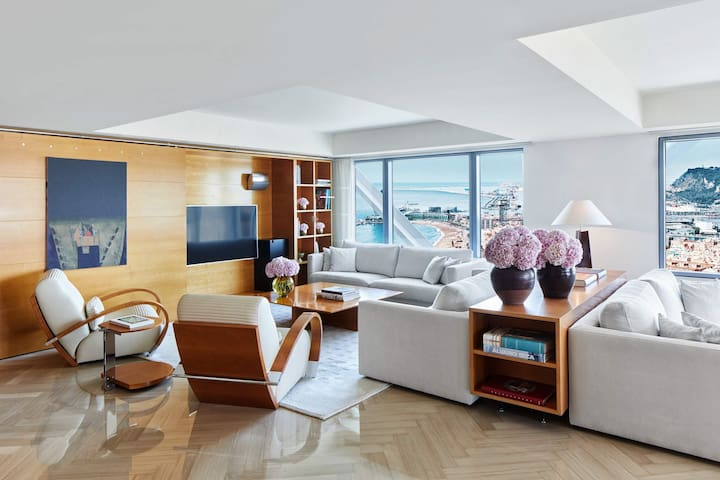 Hotel Arts Barcelona - The Presidential Penthouse
