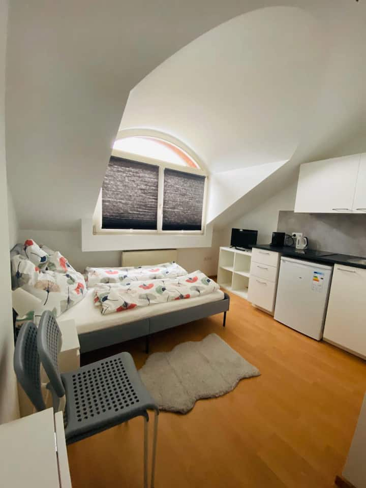 Nice 1-room apartment in the heart of Innsbruck