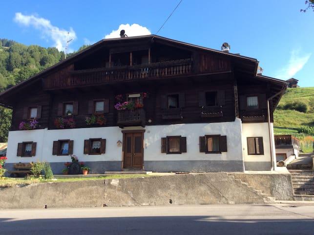 Casa rustica Comelico Cadore - Campolongo - Ev