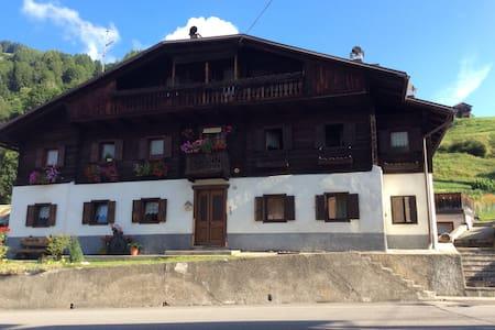 Casa rustica Comelico Cadore - Campolongo - House