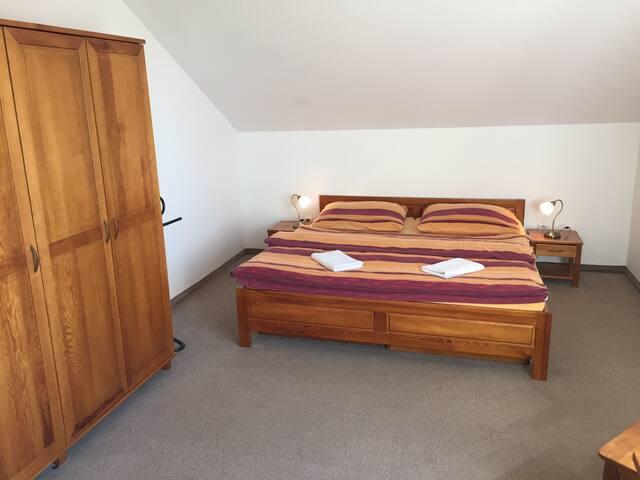 Bedroom 1... first floor