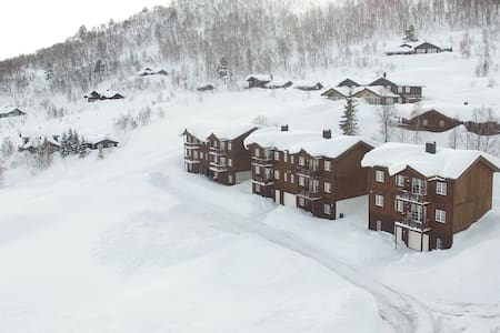 Mountain Lodge on Strandafjellet - Stranda