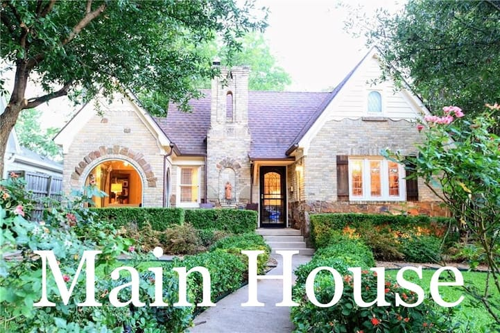 The Monticello Guest House - M Streets, Dallas