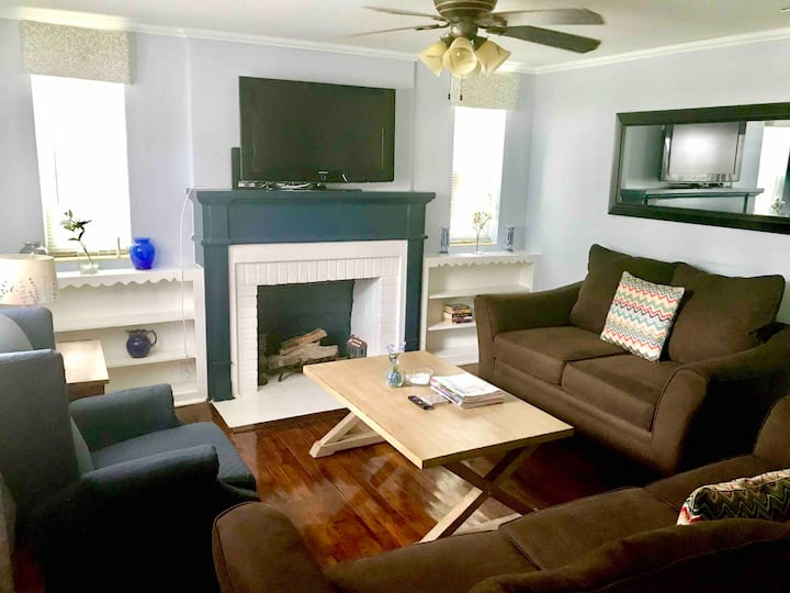 Adorable Home! King beds! 5 min. To DT/San Marco
