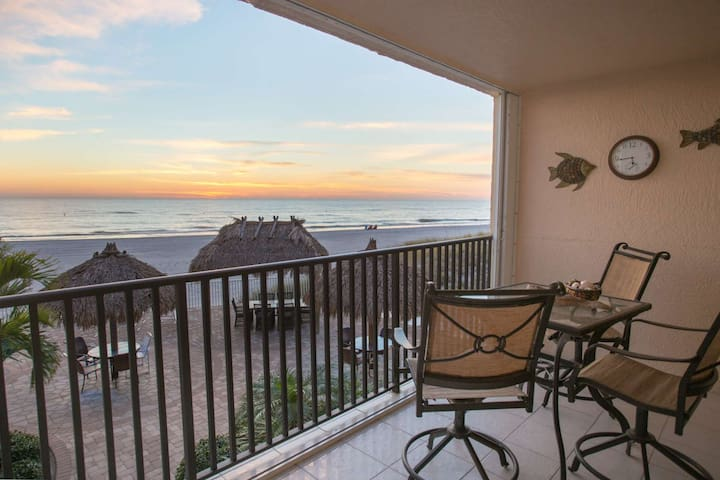 Beachfront Perfection. Clean and Bright in the Perfect Beachfront Setting. Custom Features.