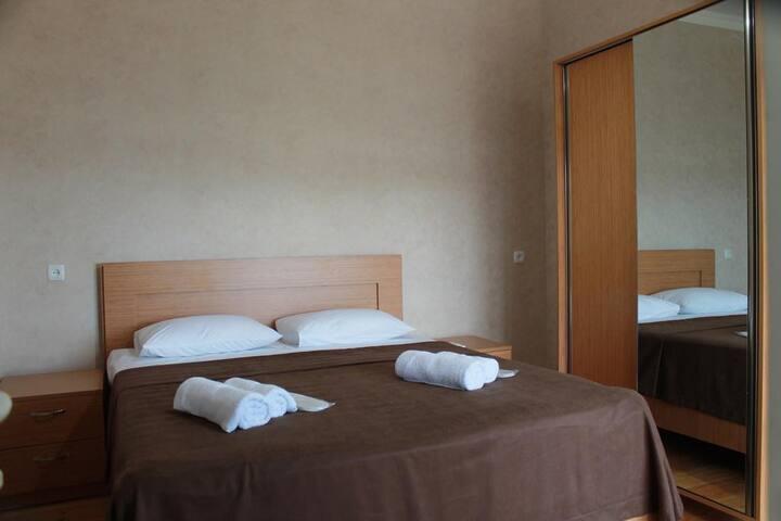 Guest House Maradona (Double room with balcony)