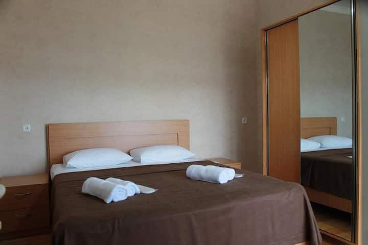 Guest House Maradona (Double room with balcony)