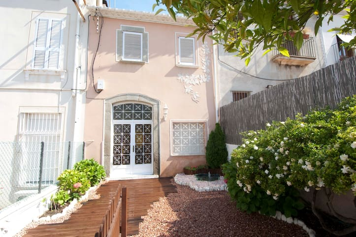 Charming traditional beach house next to Barcelona - El Masnou - Casa