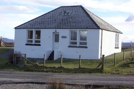 Scavaig View, Elgol, Isle of Skye - Elgol - House
