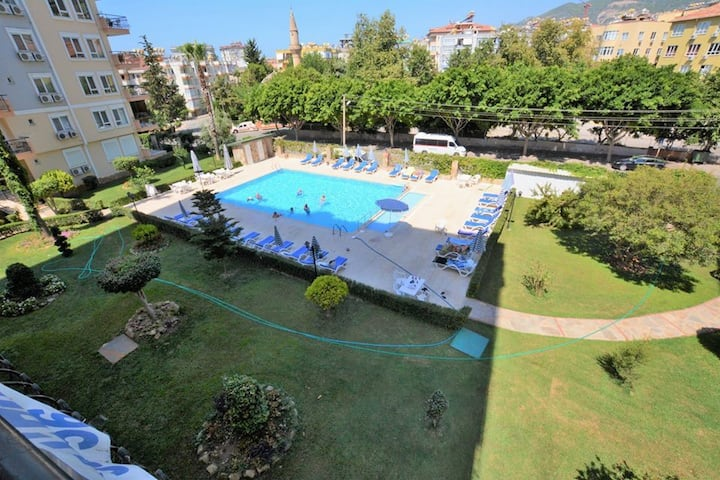 1 Bedroom Rental Flat in the center of Alanya