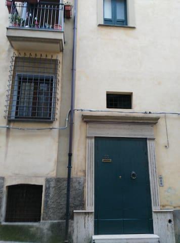 La casetta del Barbarossa - Lamezia Terme - Apartment
