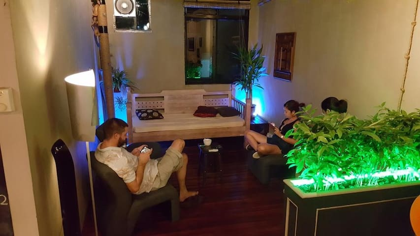 Chill out area