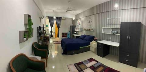 Cozy studio soho at kampar
