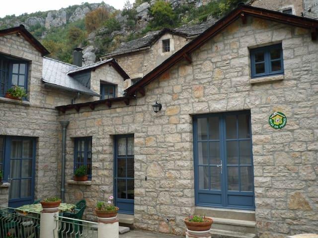 Gîte, Gorges du Tarn, La Malène - La Malène - Huis