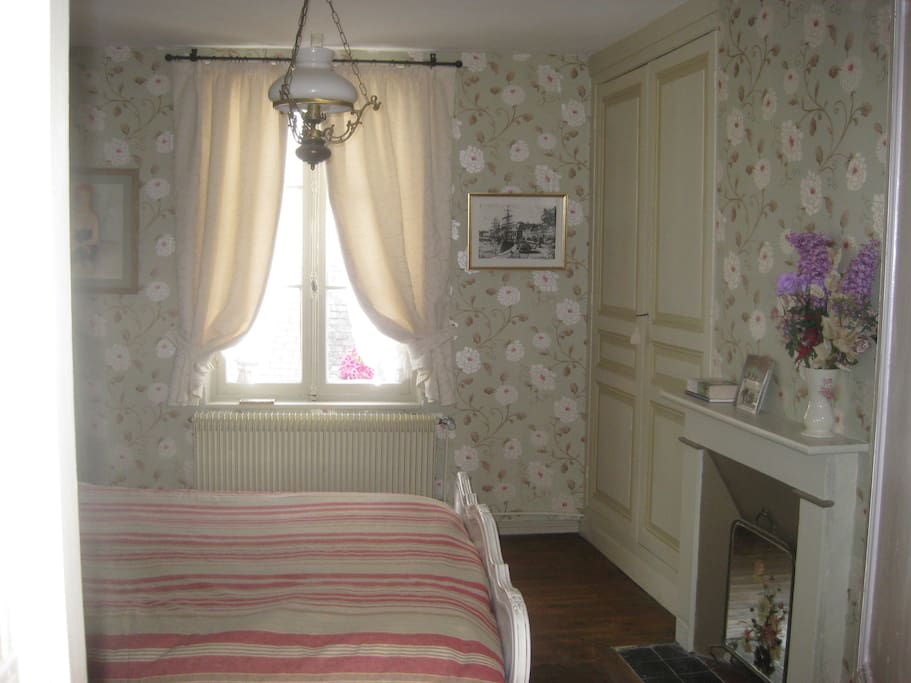 Another view of main bedroom