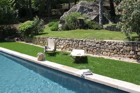 Appart contemporain avec piscine - Cabris - Ev
