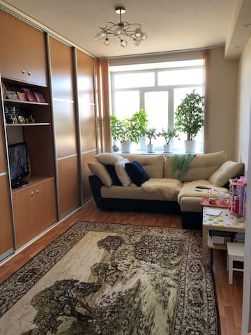 A cosy two room apartment. FIFA2018 Kazan.