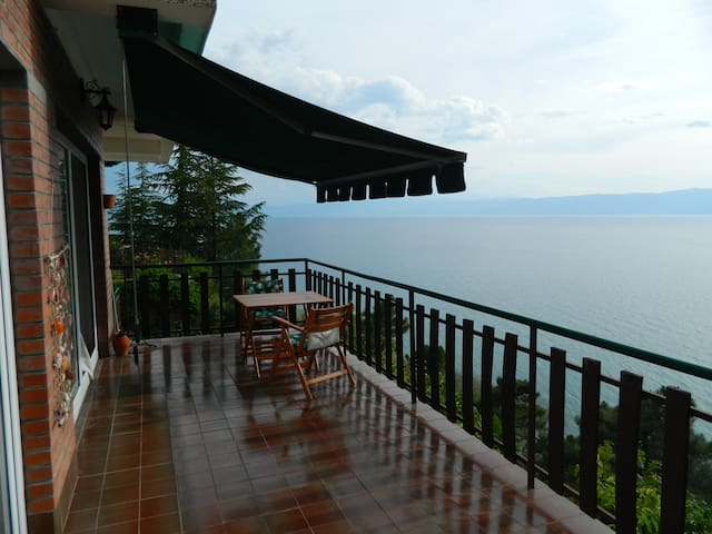 Modern apartment with stunning view - Ohrid - Departamento