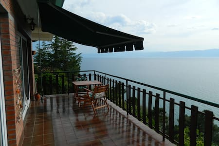 Modern apartment with stunning view - Ohrid