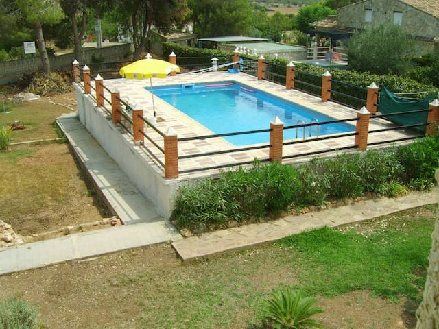 Alquiler casa Julio, FAMILIAS - Camp de Túria - House