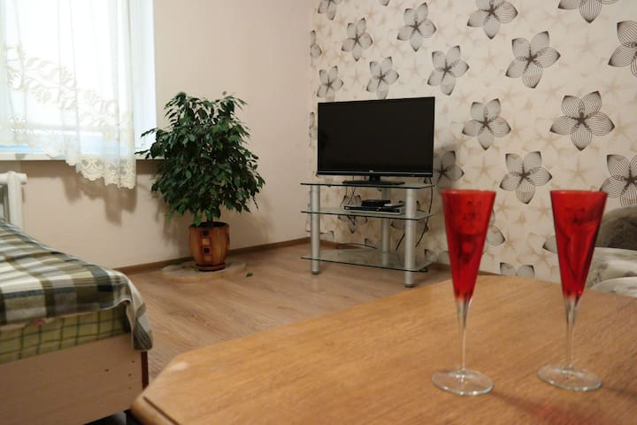 Современная квартира центр города - Гродно - Apartament