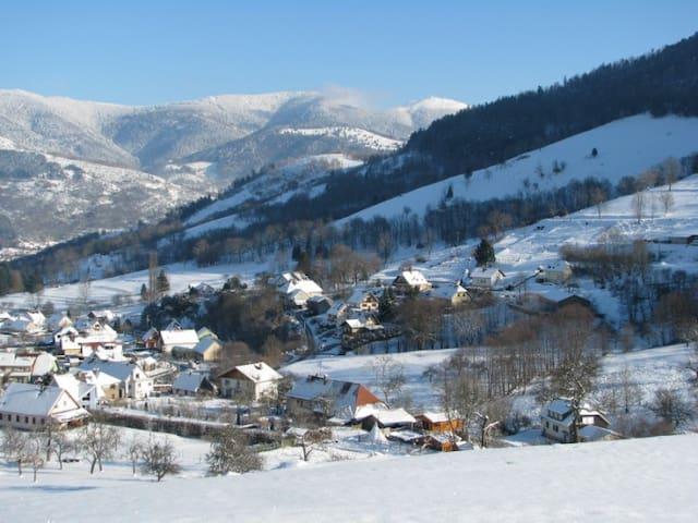 Gites à la Ferme et à la montagne - Mitzach