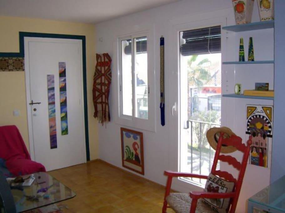 Salón comedor/ Living room / Salon
