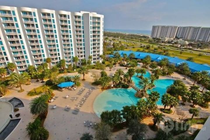 Luxurious Condo like a Penthouse with Gulf view - Destin - Byt