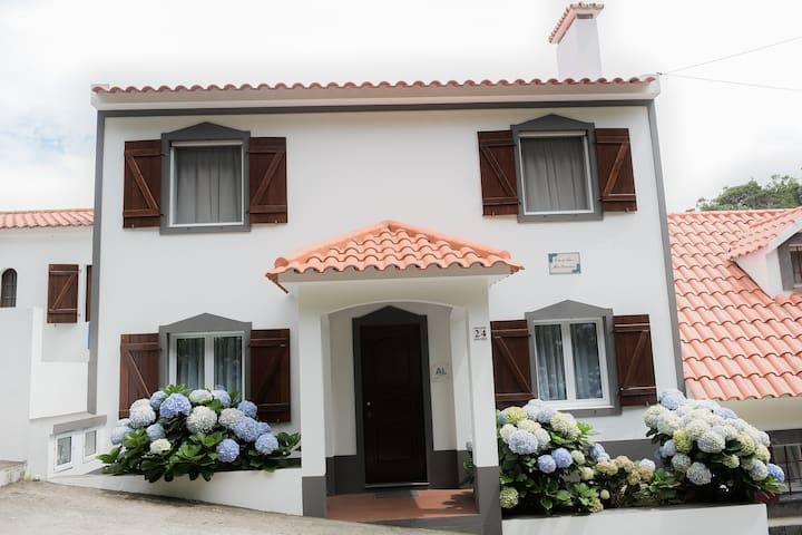 Hortensia's house