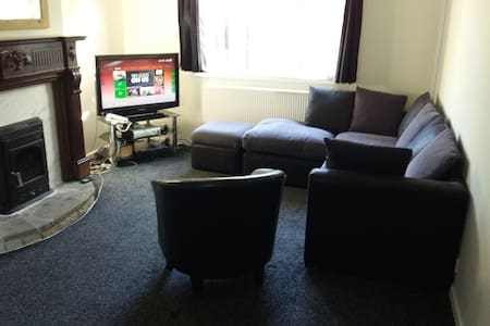 Semi detached House with Wifi - Newcastle upon Tyne - Casa