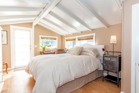 Beach Cottage- A Simple Sanctuary - Stinson Beach
