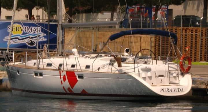 Sailboat Apartament Barcelona BE461