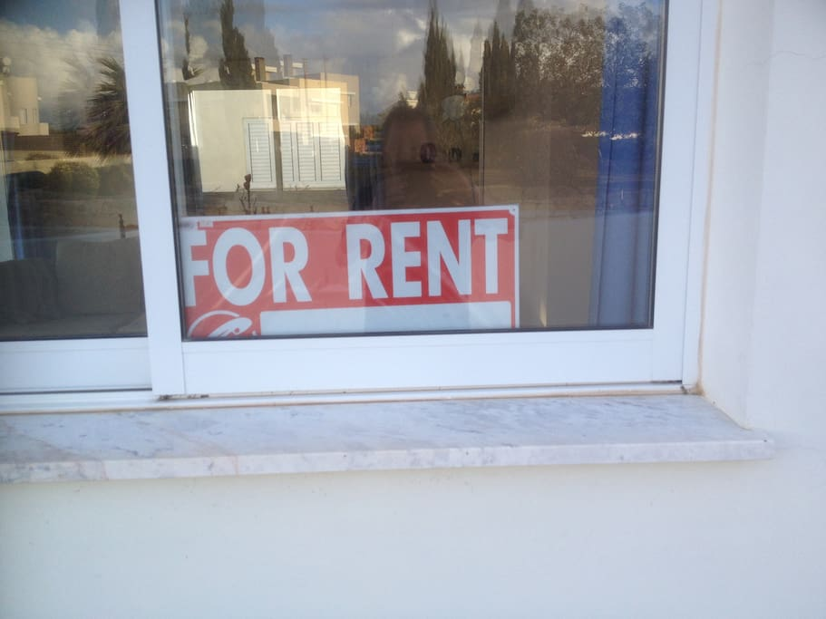 Short or long term rental available