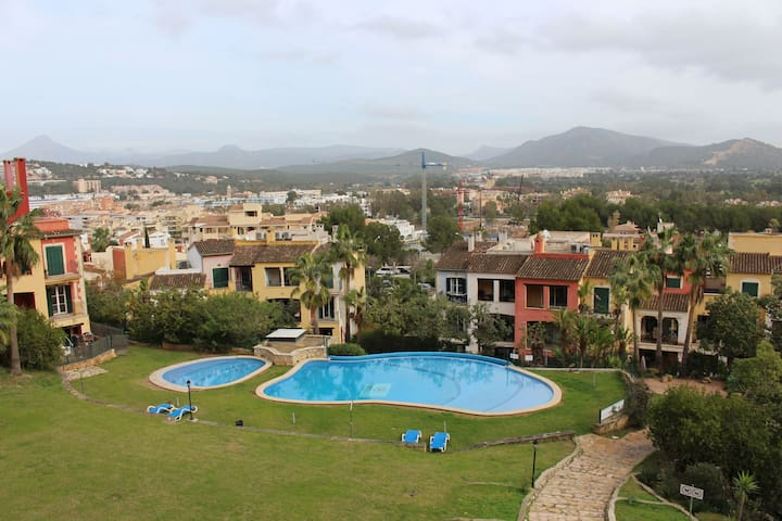 Gran apartamento en la playa (Santa Ponça)