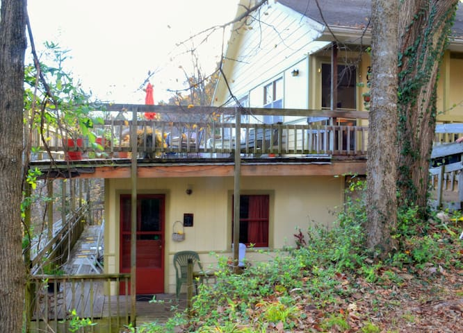 Petite Respite Townhouse on Spring  - Eureka Springs