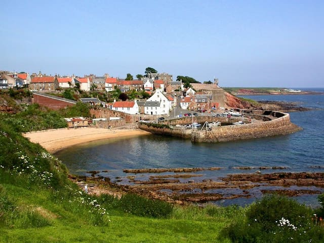 The Gables, Holiday home in Crail. - Crail - Casa