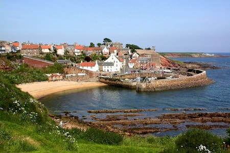 The Gables, Holiday home in Crail. - Crail