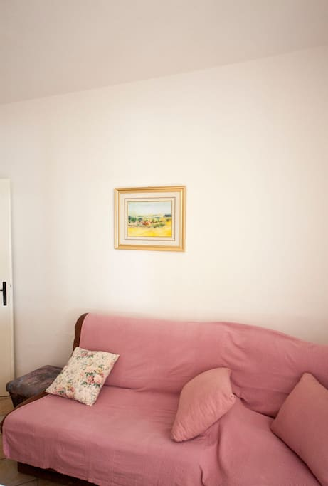 Rosemarine living room