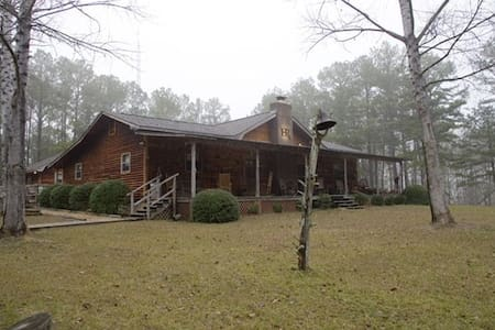 Hawkins Ridge Lodge  - Clayton